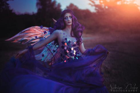 Model: Aeons of Silence (Jessica Aurora) Assistant: Tenna V. Olesen