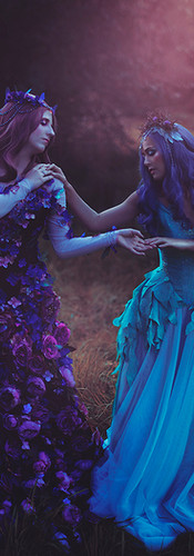 Thistleheart & Dark Bloom