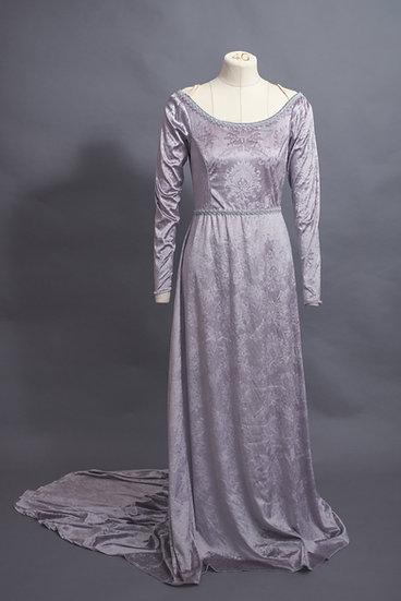 Velvet Elven Gown