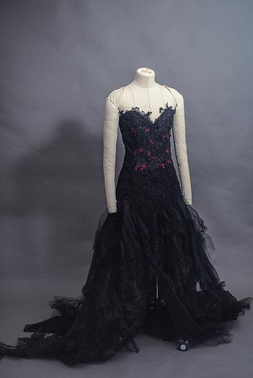 Unseelie Fairy Gown