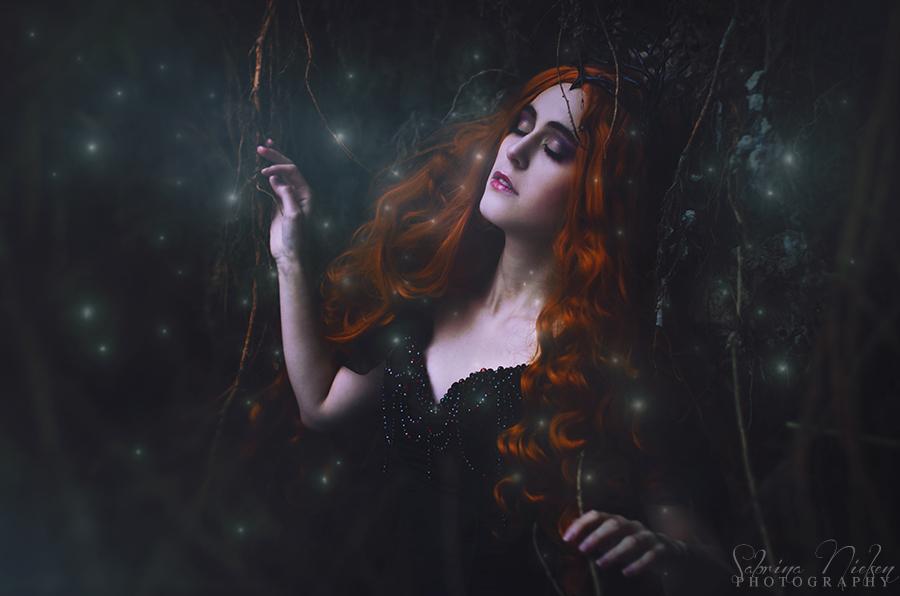 Magic Clings To Her Skin