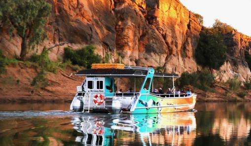 Geikie Gorge Boat Tour