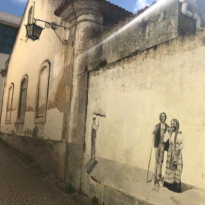 Art Santiago do Cacem