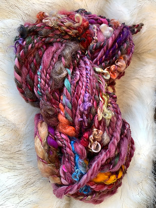 Highly textured yarn