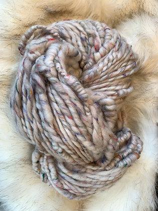 Super bulky art yarn