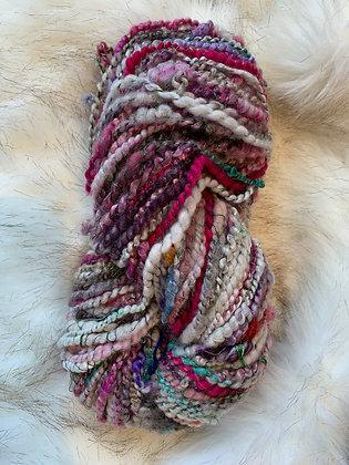 Soft funky yarn