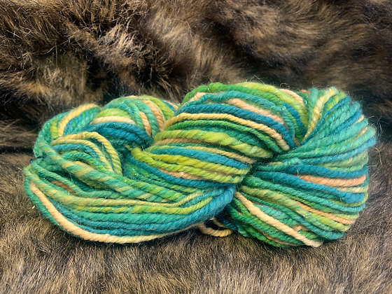 Hand dyed luxury!
