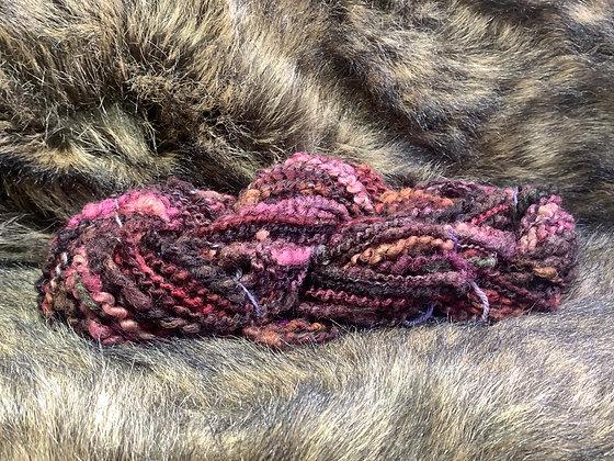 Gotland hand dyed yarn
