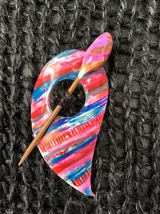 Shawl pin