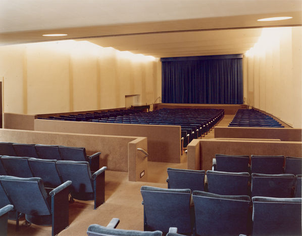 Roy & Niuta Titus Auditorium