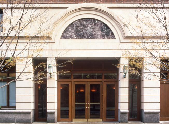 45 West 67th Street Entrance