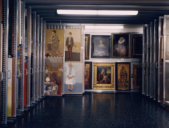 Parrish Art Museum Storage Facility