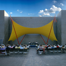 Summerfare Performance Tent