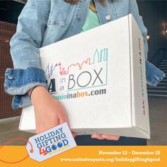 HG4G-SA in a Box Promo