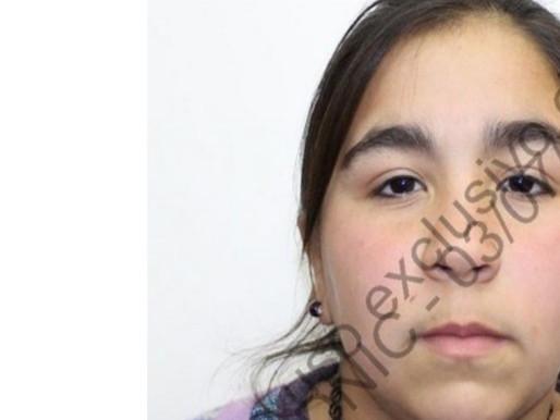 Adolescente está desaparecida en Rivera