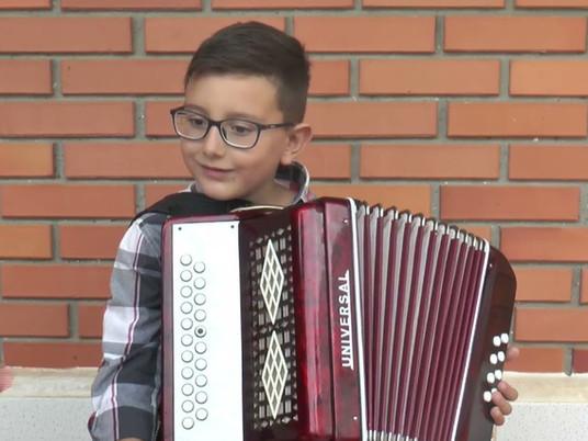 DE RIVERA PARA EL MUNDO: Enzo se convirtió en el ganador de Got Talent Uruguay