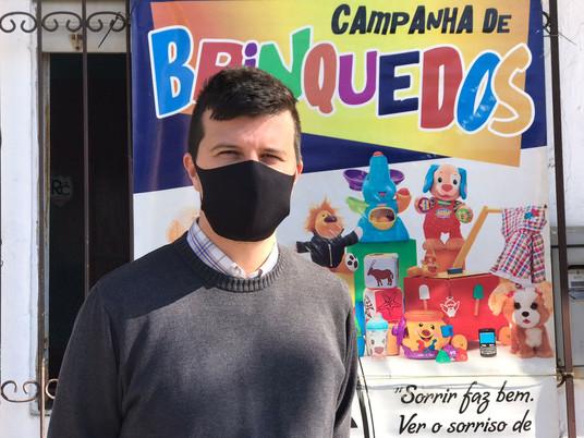 Campanha de Brinquedos 2021 é lançada pelo RC Livramento