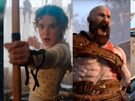 Coruja Geek: Série do Nick Fury, Ragnarok, Enola Holmes e mais