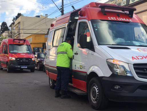 Acidente em padaria deixa trabalhador ferido no centro de Livramento