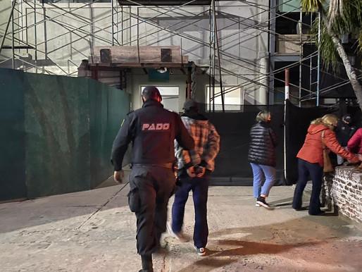 Dos masculinos van a prisión luego de hurtar auto en Rivera