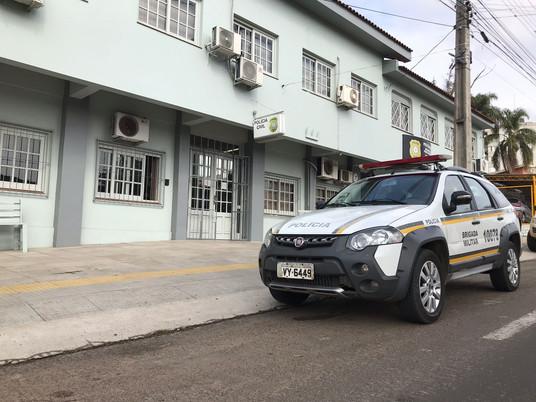 Foragido de Rosário do Sul é preso em Livramento