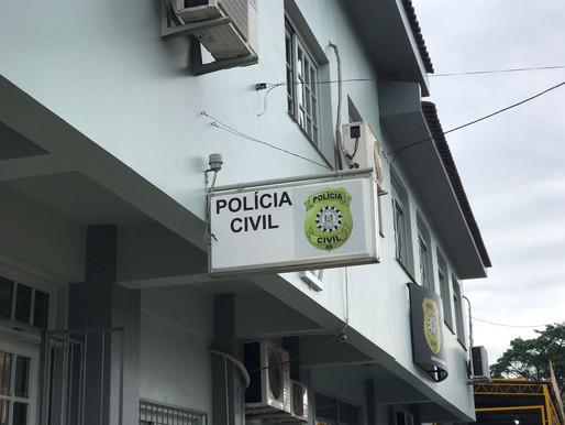 Polícia Civil prende acusado de estuprar mulher em Livramento