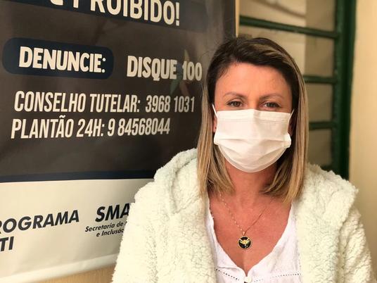 Gabriele Fernandes deixa Secretaria de Assistência e Inclusão Social e fala sobre saída