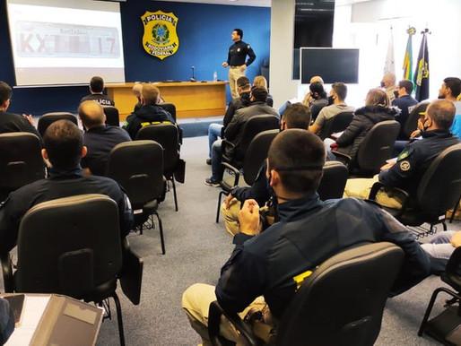 PRF realiza Seminário de Enfrentamento a Fraudes Veiculares no Rio Grande do Sul
