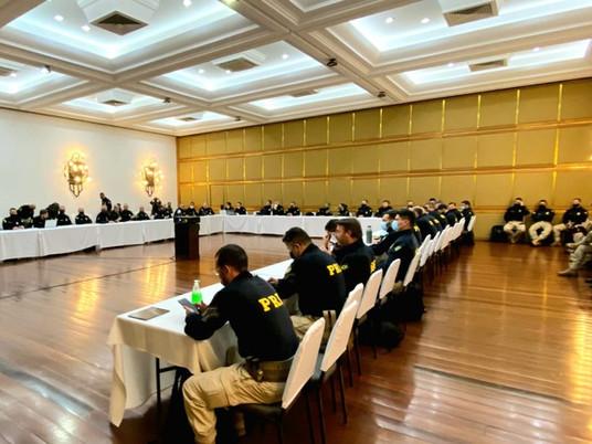PRF realiza reunião de gestão no Rio Grande do Sul