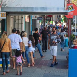 HISTÓRICO: No es obligatorio usar tapabocas en vía pública en Uruguay