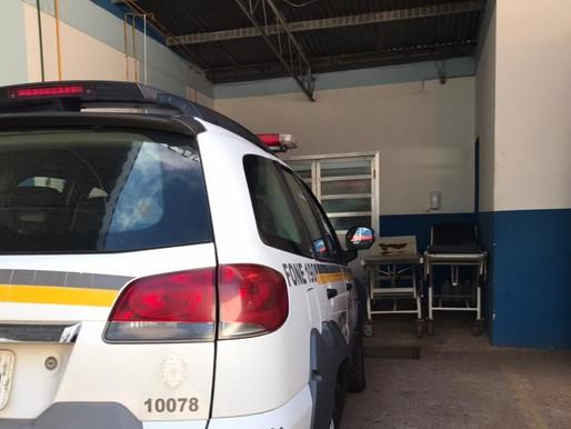 Denúncia de vandalismo termina com detenção por abandono de incapaz em Livramento