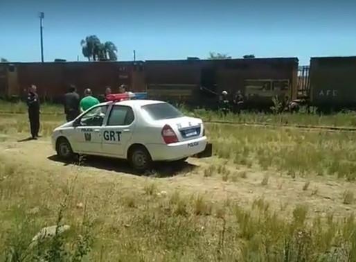 Joven de sexo femenino es encontrada muerta en vagón de AFE
