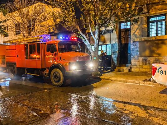 Sospechoso del homicidio de hombre y incendio en el centro de Rivera fue detenido