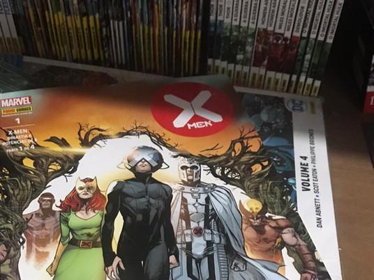 Coruja Geek: A mim, meus X-Men