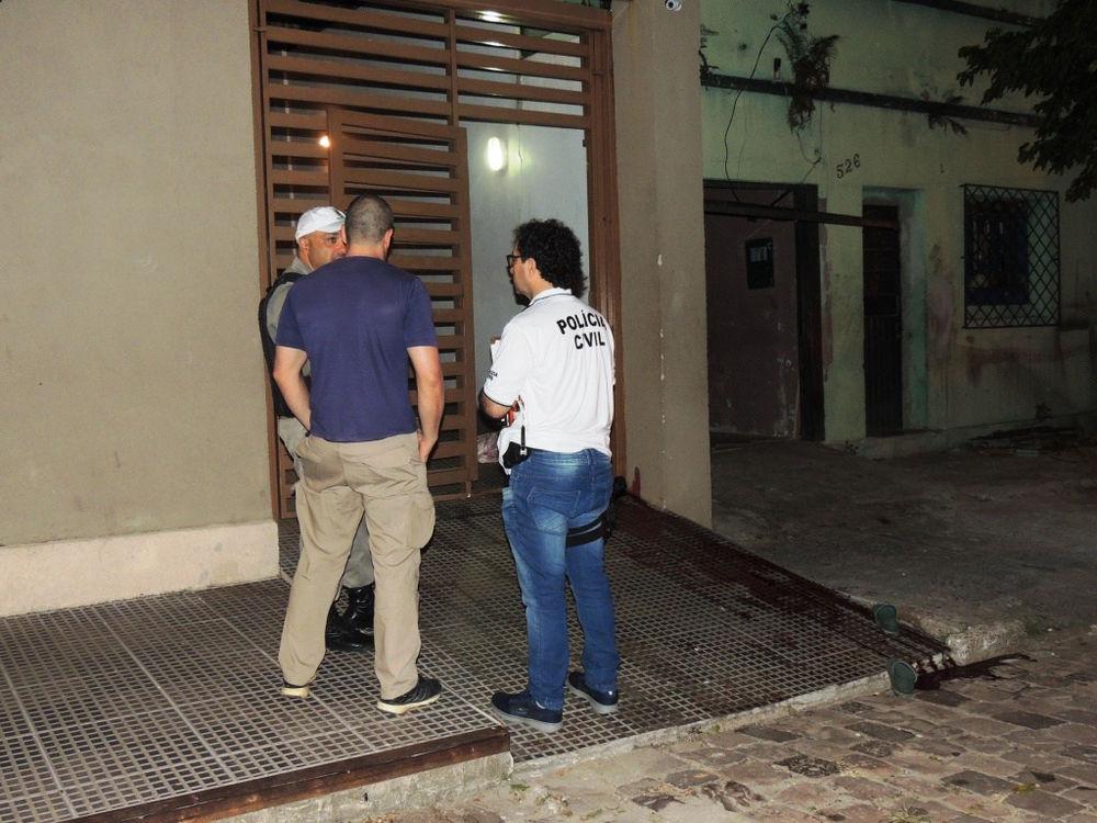 Alegrete: Pai Maninho é executado em frente a sua casa