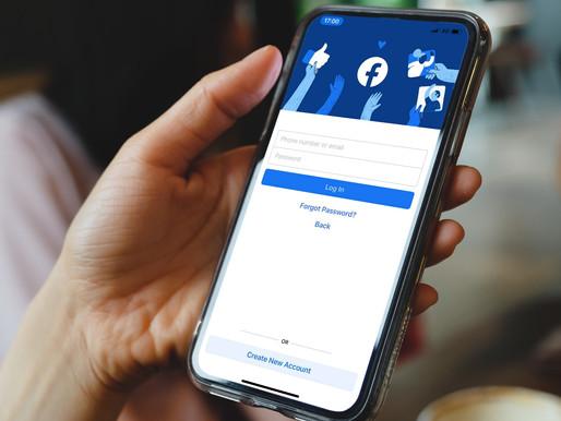 Falha interna derrubou redes, diz Facebook