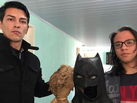 Longa do Batman produzido por santanenses está sendo finalizado e deve ser divulgado em breve