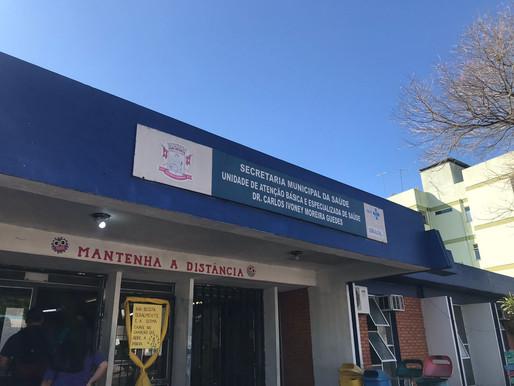Livramento vacina santanenses contra a Febre Amarela
