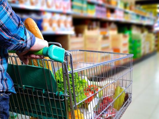 Em janeiro, cesta básica comprometeu mais da metade da renda de quem ganha salário mínimo