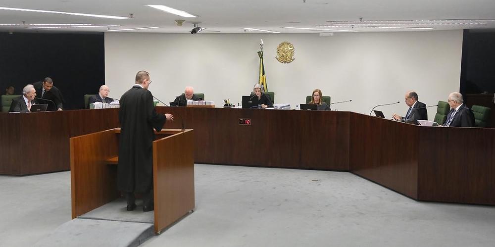 Foto: Nelson Jr / STF / Divulgação CP