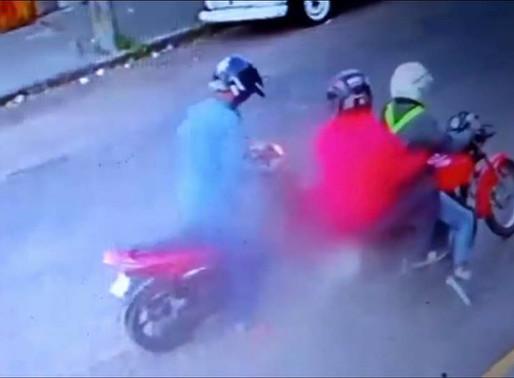 Padaria é assaltada no centro de Livramento
