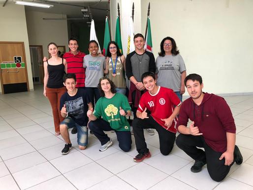 Aluna da IFSUL Livramento é destaque em Olimpíadas de Matemática