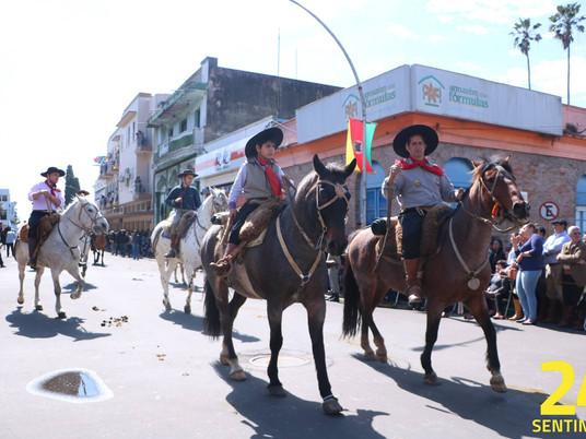 Governo Municipal publica decreto sobre circulação de cavalarianos em Livramento