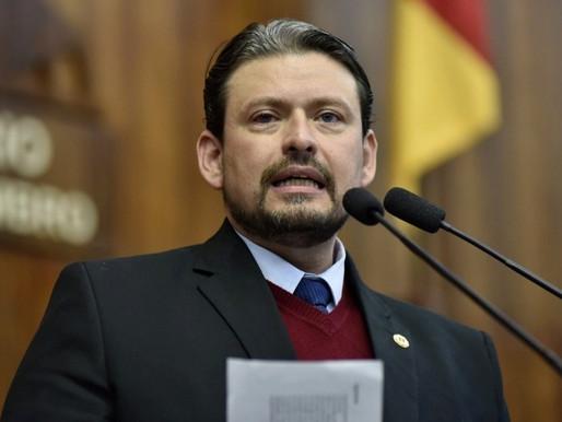 MP denuncia ex-Deputado Edu Oliveira por organização criminosa e outros crimes