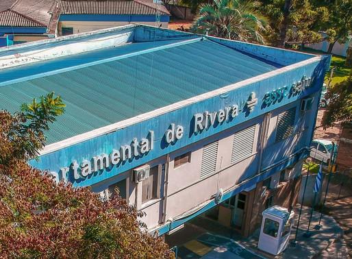 El hospital departamental de Rivera tiene 100% ocupada su sala covid