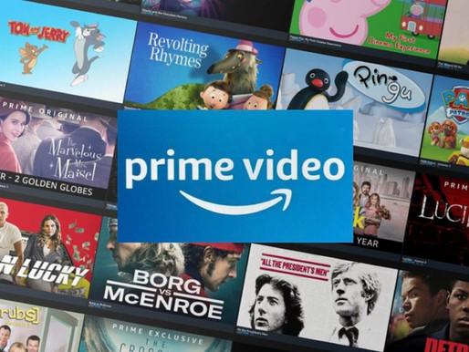 Confira os lançamentos do mês de junho da Amazon Prime Video