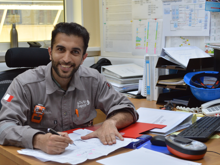 Interview with Ahmed Bardooli, a Process Engineer in Bapco
