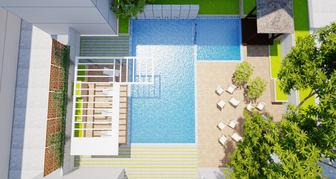 Embassy Woods Pools design