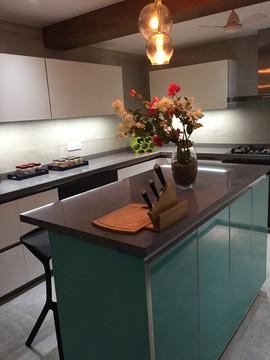 industrial interior design kitchen banga