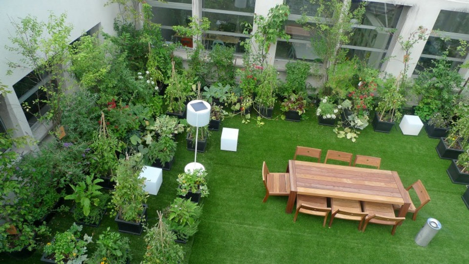 Garden Landscape ideas in Bangalore